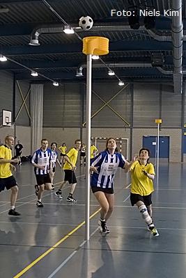 Zaandam Zuid 1 - KV Badhoevedorp 1