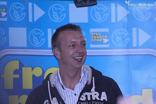 Promotie-optreden Jannes in Groningen