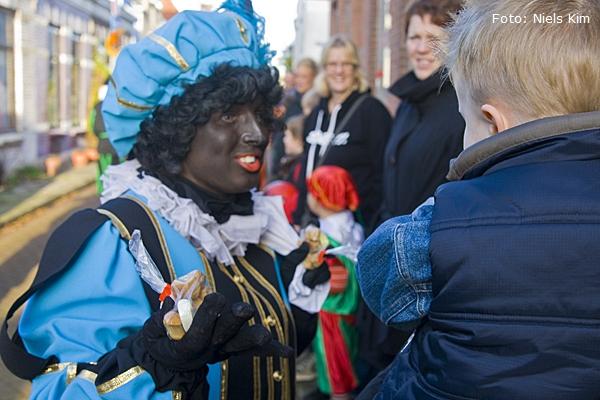 Intocht Sinterklaas in Zaandam 2009