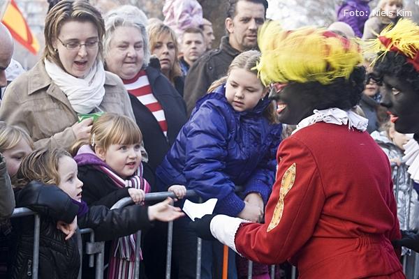 Intocht Sinterklaas in Groningen 2009