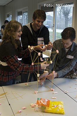 Innovatiefocusworkshop CSV2E Hanzehogeschool Groningen