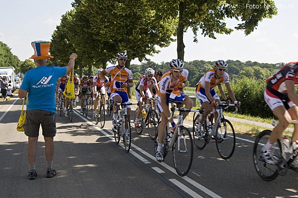 NK Wielrennen Beloften 2010