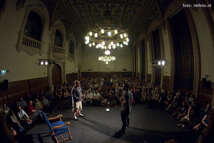 De Nacht van Kunst & Wetenschap 2014
