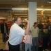 Dartdemonstratie met Raymond van Barneveld